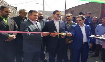 افتتاح 2 طرح هادي روستايي در روستاهاي بخش مود